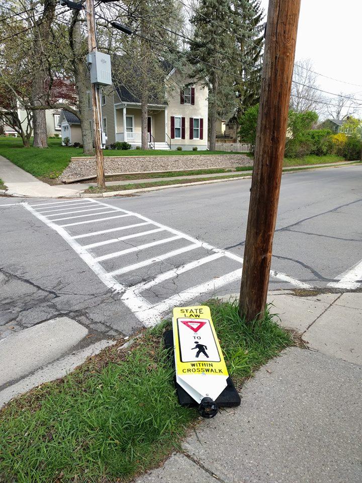 Crosswalk squash