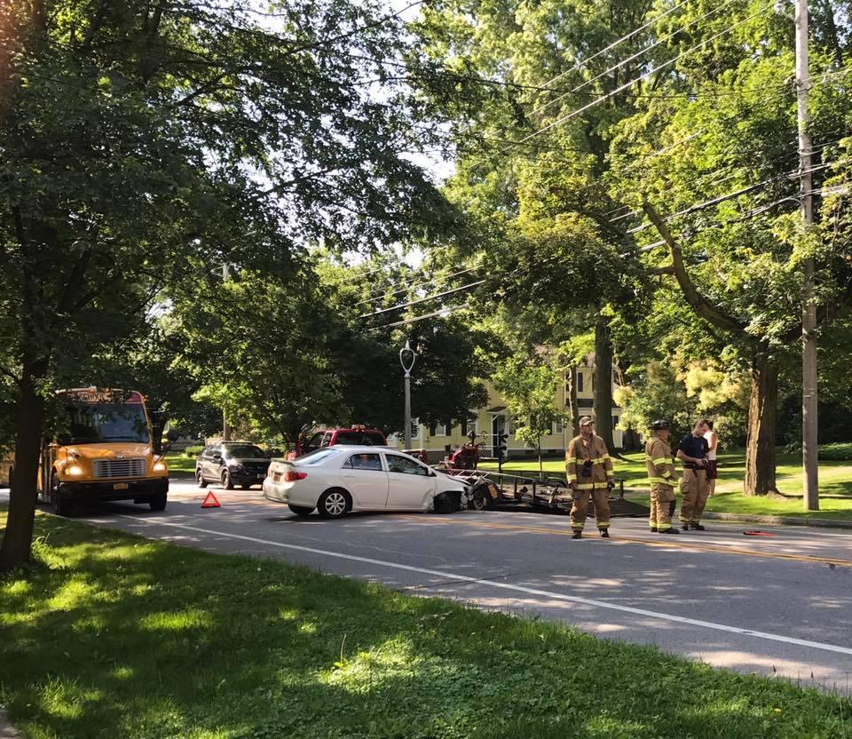 Monroe Car Crash