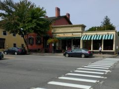 Village Main Street Walkability