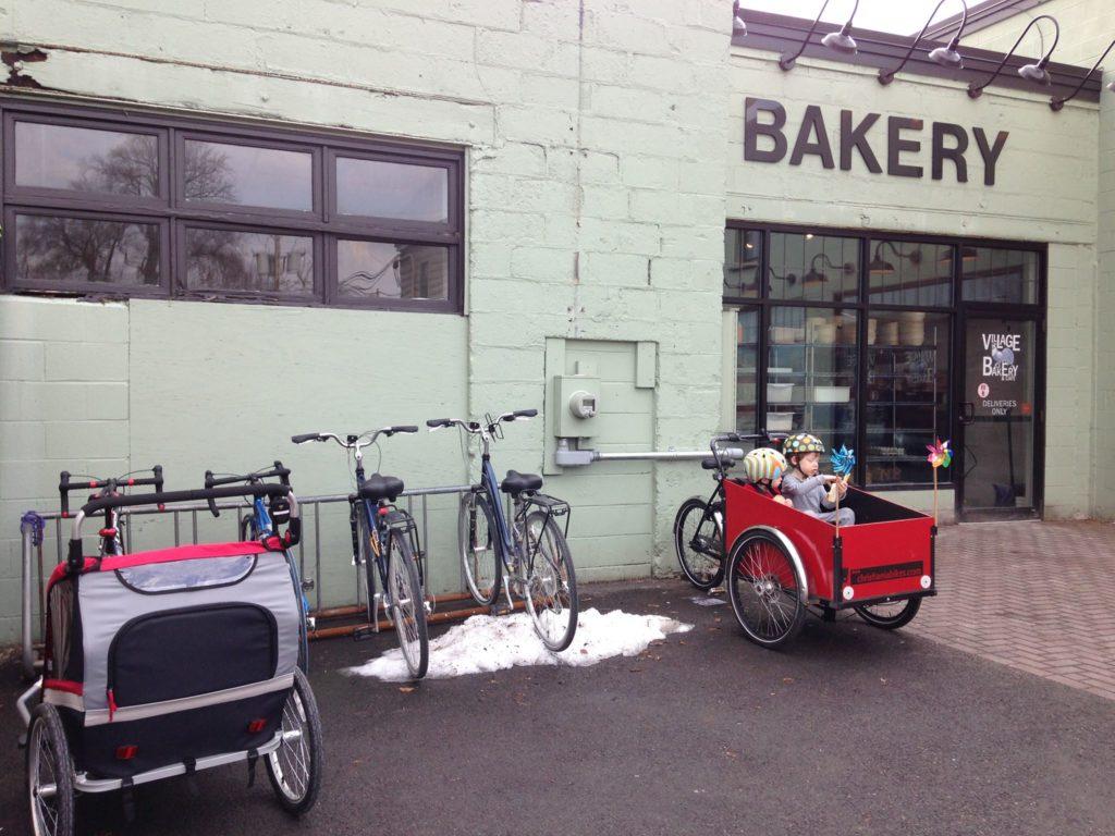 village bakery parking